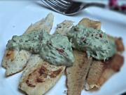 Tasty New Recipe! Creamy Pesto - The Sarah Fit Show