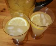 June's Cooler Homemade Lemonade