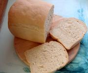 Special White Bread