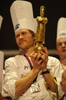 Danish chef- Kofoed Rasmus won Bocuse d'Or