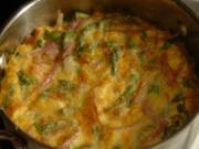 Ham And Spinach Frittata
