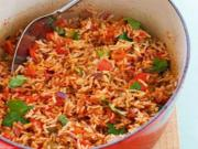 Mexican Vegetable Fried Rice
