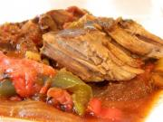 Swiss Steak With Peppers