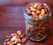 Spiced Mixed Nuts