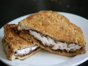 Nutella and Marshmallow