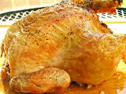 Dry Brine Roast Chicken