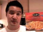 Frozen Mac Cheese Frodown: Stouffer's Video Review - Part 5