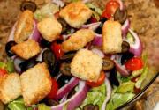 Quick Italian Salad - Garden Salad