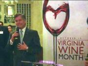 Governor McDonnell's Remarks - Virginia Wine Month Reception