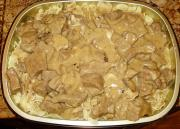 Classic French Beef Stroganoff