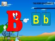 The B Song | Letter B Song | Story of Letter B | ABC Songs