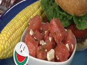 Watermelon Feta Salad Commercial