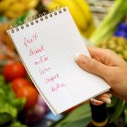 Tips for stretching food budget