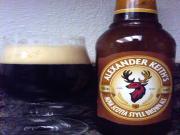 Alexander Keiths Brown Ale Beer Review