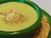 Betty's Asparagus Soup - Christmas