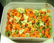 vegetables for making soup for cold cure