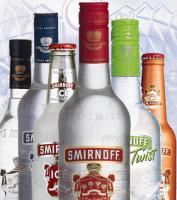 Various choices of Smirnoff