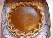 Making Pumpkin Pie