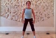 Lower Body Workout By Dr. Cathy