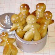 Cute batch of freshly baked Mannala.