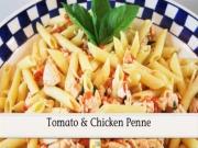 Tomato & Chicken Penne