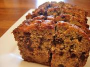 Chocolate Chip Date Loaf