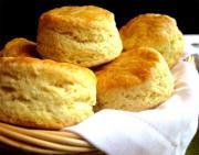 Buttermilk Honey Biscuits