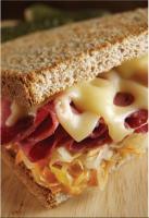 Jarlsberg Reuben Sandwich