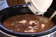 Venison Stew with Vegetables
