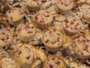 Cheryls' Strawberry Muffins