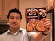 Review of Red Baron Supreme French Bread Pizza