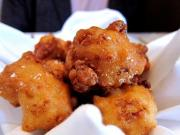Cocktail Clam Fritters