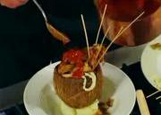 Crispy  Lobster Stuffed Cod