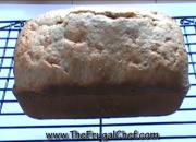 Quick Orange Nut Snack Bread