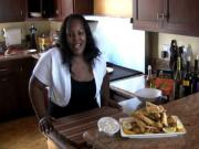 Soulful Fried Catfish and Fries  (Cooking with Carolyn)