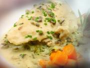 Chicken and Cream of Mushroom