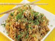 Phad Thai Noodles by Tarla Dalal