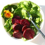 Grilled beet.