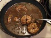 Sapodeaux's Quick & Easy Shrimp Stew
