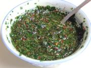 Traditional Parsley Sauce