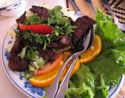 Southeast Asian Style Beef Salad