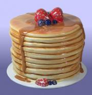 pancakes are America's favorite breakfast