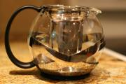 using a tea steeper is easy and convenient