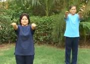Dr. Meena Shah Presents Upper Body Excercises With Breathing Techniques