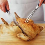 tips for chicken carving
