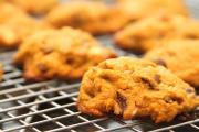 Golden Pumpkin Cookies