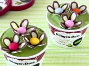 Ice Cream Cup Flower Bouquet