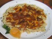 Burgundy Beef Pasta