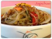 Tbt Korean Stir Fried Glass Noodles