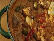 One-Dish Chicken and Rice (Asopao de Pollo)